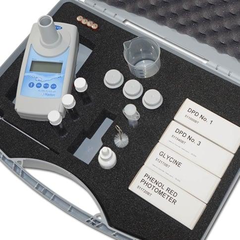 Radon DIS-pH